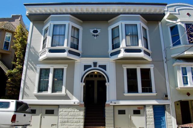 24-30 Linda Street, San Francisco, CA 94110 (#481661) :: Maxreal Cupertino