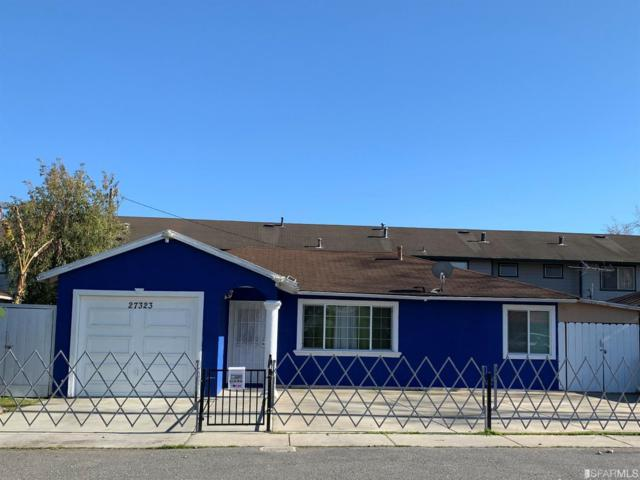 27323 Tyrrell Avenue, Hayward, CA 94544 (#482362) :: Perisson Real Estate, Inc.