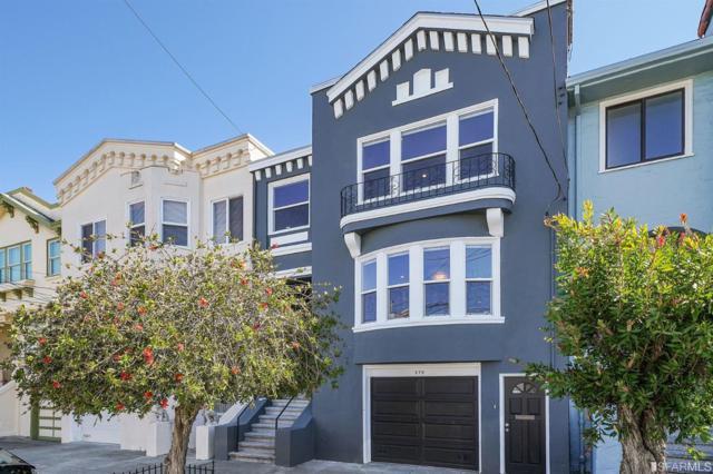 578 19th Avenue, San Francisco, CA 94121 (MLS #482448) :: Keller Williams San Francisco