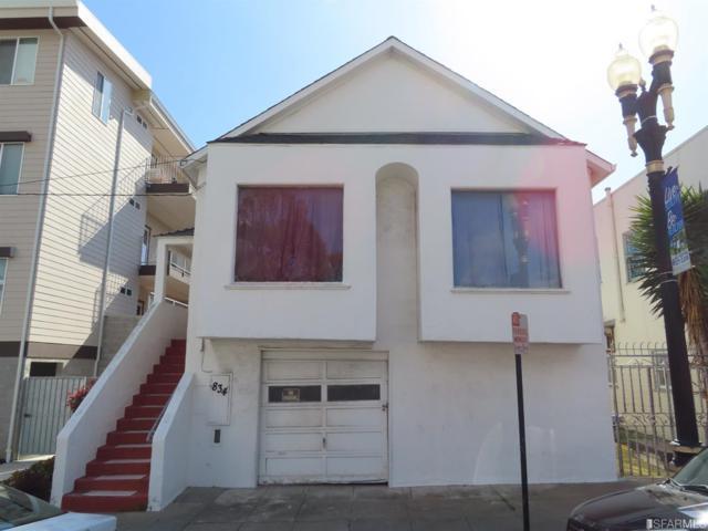 834 Linden Avenue, South San Francisco, CA 94080 (MLS #482793) :: Keller Williams San Francisco