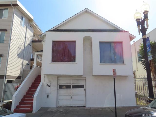 834 Linden Avenue, South San Francisco, CA 94080 (MLS #482877) :: Keller Williams San Francisco
