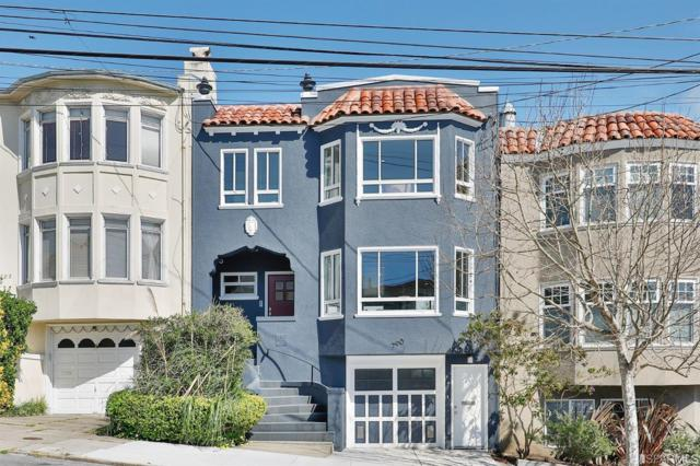 790 35th Avenue, San Francisco, CA 94121 (MLS #482934) :: Keller Williams San Francisco