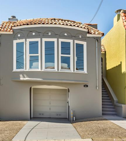 2511 28th Avenue, San Francisco, CA 94116 (MLS #483345) :: Keller Williams San Francisco