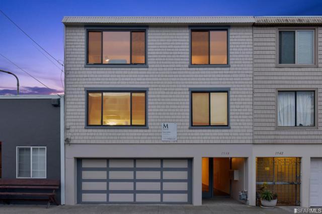 1538 48th Avenue, San Francisco, CA 94122 (#483458) :: Maxreal Cupertino