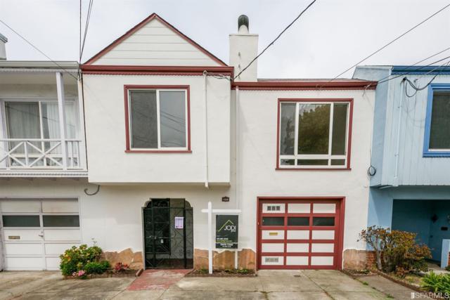 1839 40th Avenue, San Francisco, CA 94122 (#484902) :: Maxreal Cupertino
