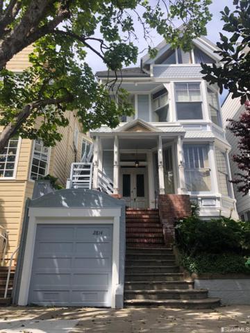 2814 Clay Street, San Francisco, CA 94115 (MLS #484916) :: Keller Williams San Francisco