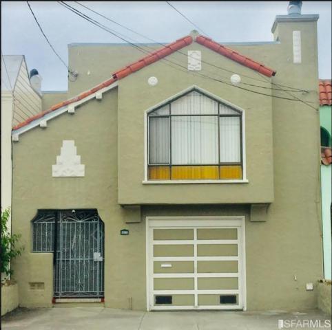2355 46th Avenue, San Francisco, CA 94116 (#484959) :: Maxreal Cupertino