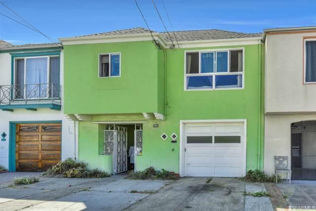 2055 42nd Avenue, San Francisco, CA 94116 (#490218) :: Maxreal Cupertino
