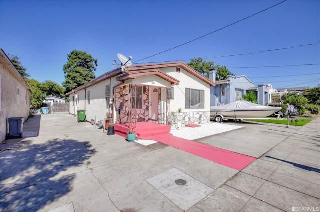 1311 Ward Street, Berkeley, CA 94702 (#491137) :: Maxreal Cupertino