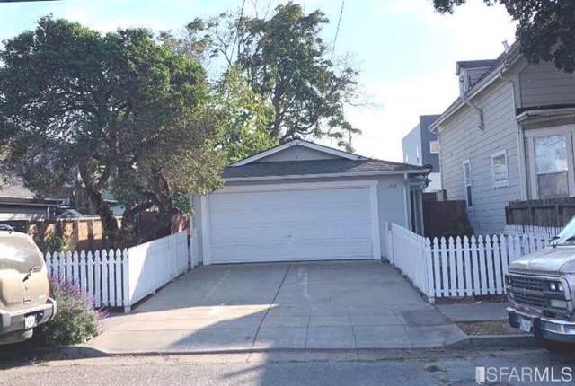 1717 11th Street, Oakland, CA 94067 (#491422) :: Maxreal Cupertino