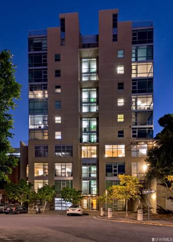 301 Bryant Street D31, San Francisco, CA 94107 (MLS #492233) :: Keller Williams San Francisco