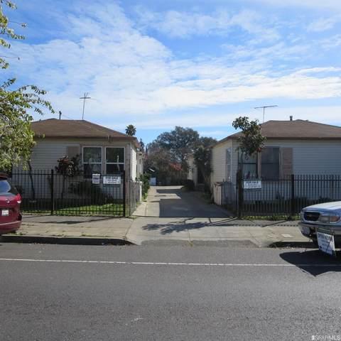 2814 38th Avenue, Oakland, CA 94619 (#494918) :: Maxreal Cupertino