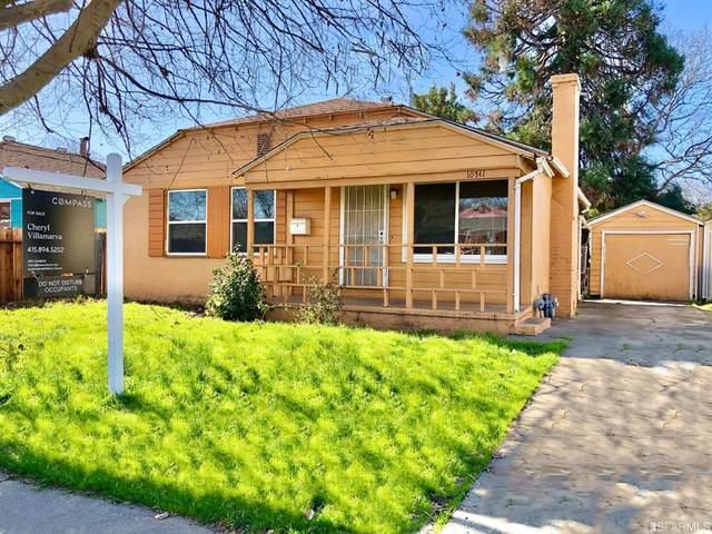 10741 Acalanes Drive, Oakland, CA 94603 (#495090) :: Maxreal Cupertino