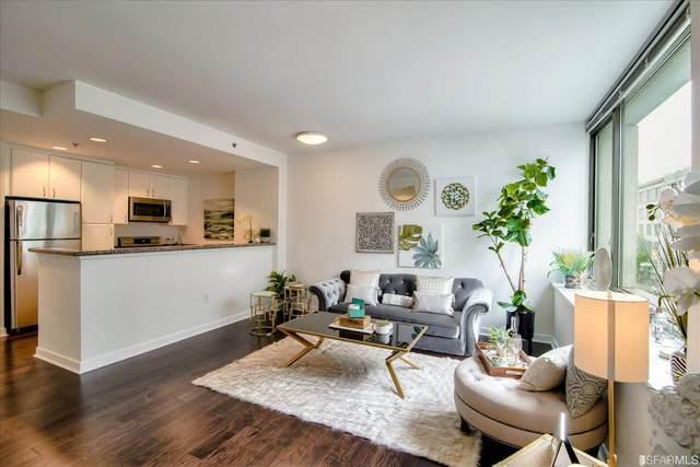 250 King Street #436, San Francisco, CA 94107 (MLS #496230) :: Keller Williams San Francisco