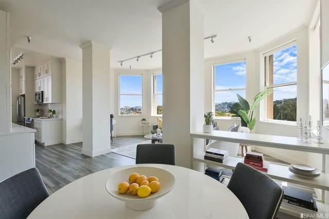 355 Buena Vista Avenue 512W, San Francisco, CA 94117 (#499385) :: Corcoran Global Living