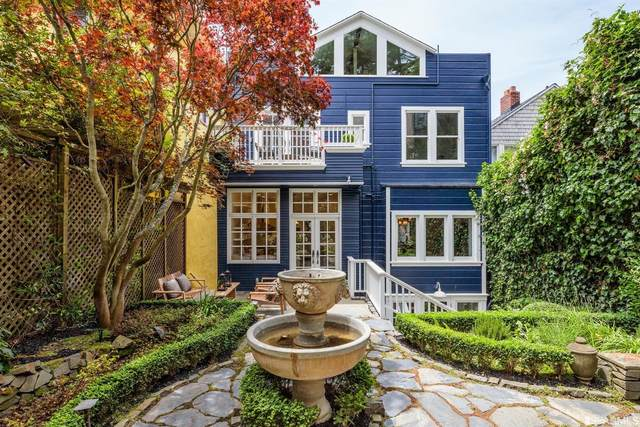 892 Ashbury Street, San Francisco, CA 94117 (#499918) :: Corcoran Global Living
