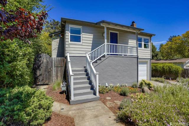 20 Durham Road, San Anselmo, CA 94960 (MLS #502768) :: Keller Williams San Francisco