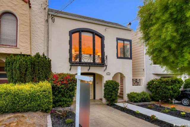 2626 16th Avenue, San Francisco, CA 94116 (#503187) :: Corcoran Global Living