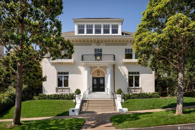 31 Presidio Terrace, San Francisco, CA 94118 (MLS #503202) :: Keller Williams San Francisco