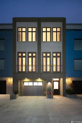 455 Buena Vista Avenue, San Francisco, CA 94117 (#503428) :: Corcoran Global Living