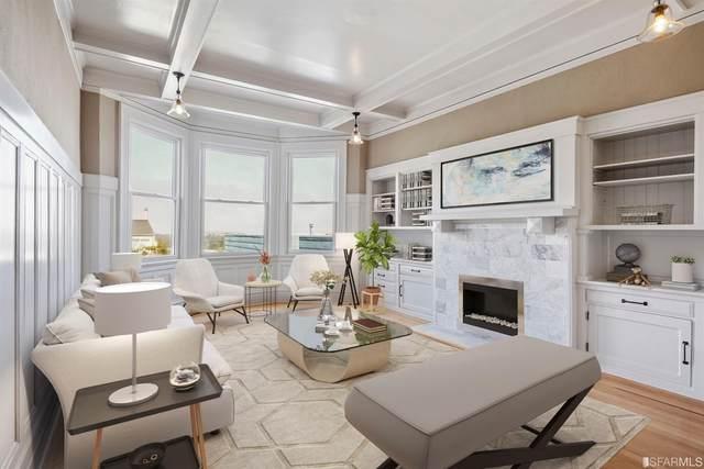1015 Ashbury Street #2, San Francisco, CA 94117 (#503435) :: Corcoran Global Living