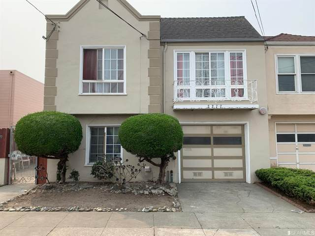 2277 33rd Avenue, San Francisco, CA 94116 (#504406) :: Corcoran Global Living