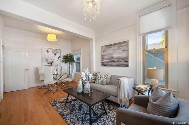 2645 Folsom Street, San Francisco, CA 94110 (#504727) :: Corcoran Global Living