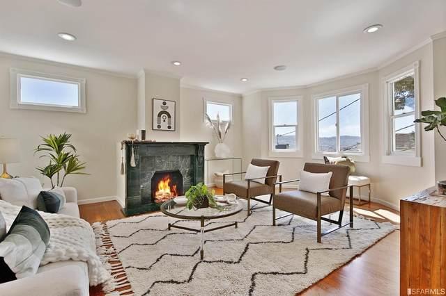 3001 Castro Street, San Francisco, CA 94131 (#504738) :: Corcoran Global Living