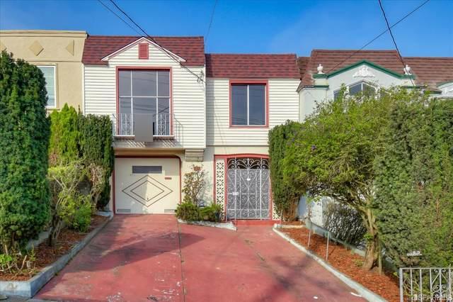 1971 21st Avenue, San Francisco, CA 94116 (#505099) :: Corcoran Global Living