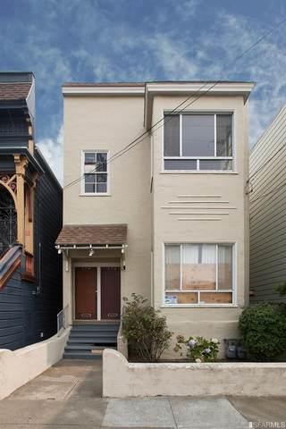 374-376 11th Avenue, San Francisco, CA 94118 (#505178) :: Corcoran Global Living