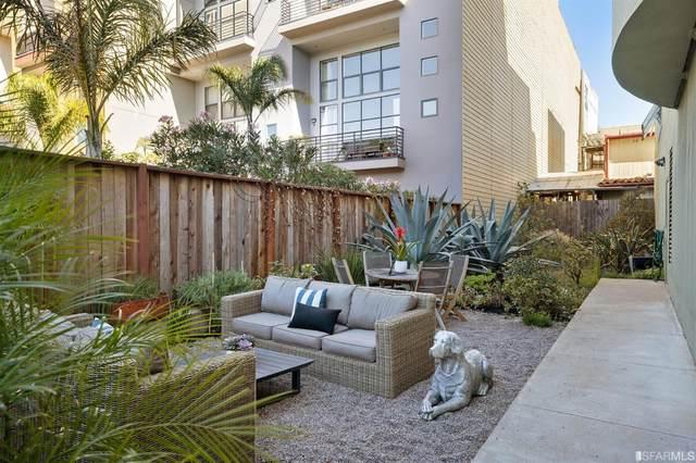 3118 18th Street #4, San Francisco, CA 94110 (#505307) :: Corcoran Global Living