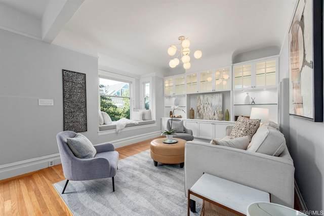 2914 Fillmore Street, San Francisco, CA 94123 (#505477) :: Corcoran Global Living