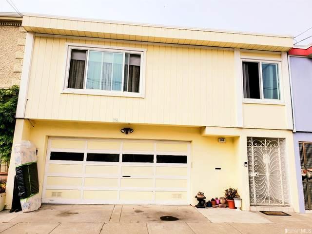356 Hanover Street, San Francisco, CA 94112 (#506113) :: Corcoran Global Living