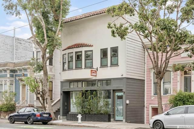 471 Duboce Avenue, San Francisco, CA 94117 (#506738) :: Corcoran Global Living