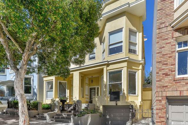 1102 Fulton Street, San Francisco, CA 94117 (#506762) :: Corcoran Global Living