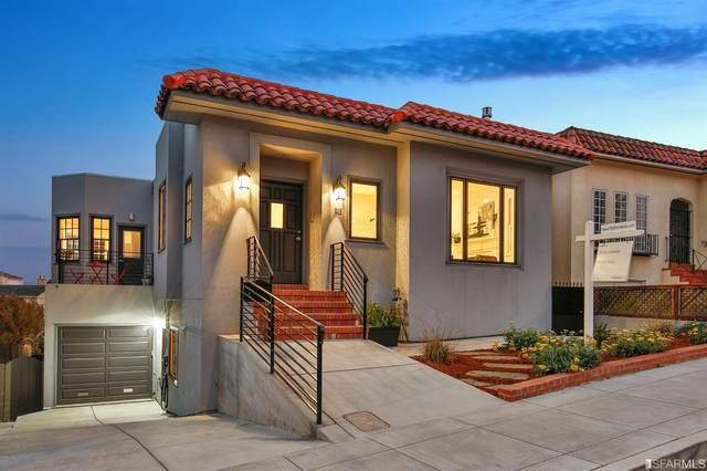 1155 Monterey Boulevard, San Francisco, CA 94127 (#507416) :: Corcoran Global Living