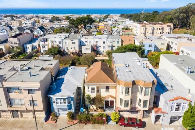 1231-1233 41st Avenue, San Francisco, CA 94122 (MLS #507614) :: Keller Williams San Francisco
