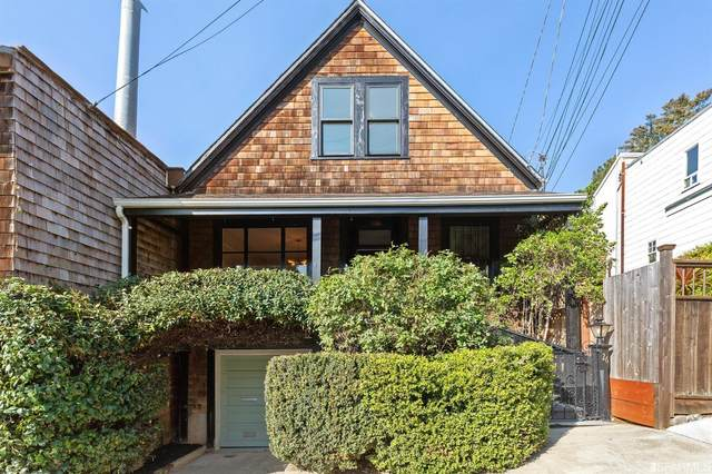 26 Mizpah Street, San Francisco, CA 94131 (#507740) :: Corcoran Global Living