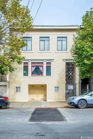 30-32 Cornwall Street, San Francisco, CA 94118 (MLS #508111) :: Keller Williams San Francisco