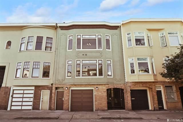 652-54 Guerrero Street, San Francisco, CA 94110 (#508320) :: Corcoran Global Living