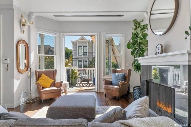2812 19th Street, San Francisco, CA 94110 (#508359) :: Corcoran Global Living