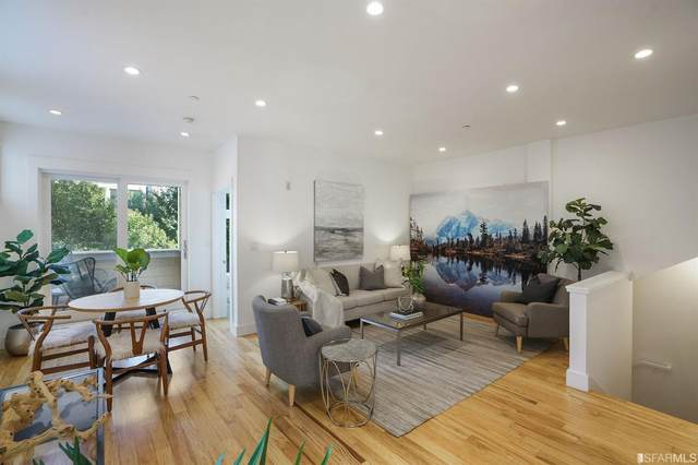953 S South Van Ness #3, San Francisco, CA 94110 (#508409) :: Corcoran Global Living