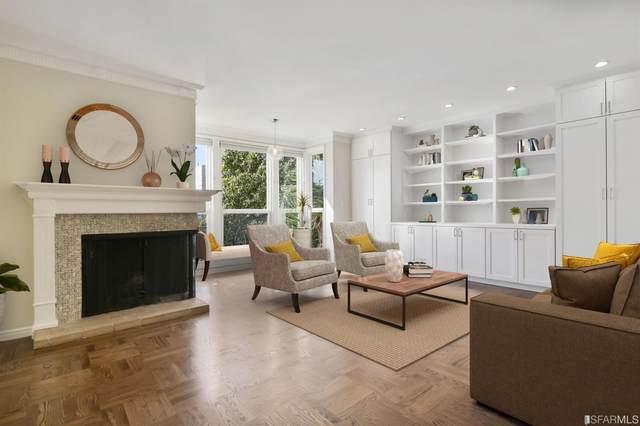 588 Arguello Boulevard, San Francisco, CA 94118 (#508777) :: Corcoran Global Living