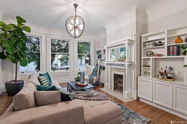 245 Central Avenue, San Francisco, CA 94117 (MLS #508803) :: Keller Williams San Francisco