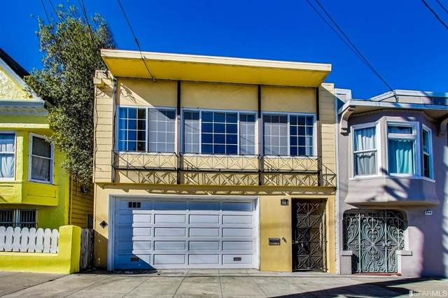 215 Brighton Avenue, San Francisco, CA 94112 (MLS #421517044) :: Keller Williams San Francisco