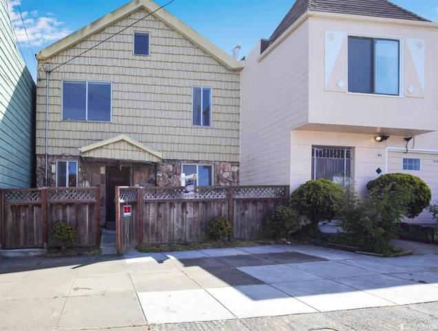 142 Brighton Avenue, San Francisco, CA 94112 (MLS #421533115) :: Compass