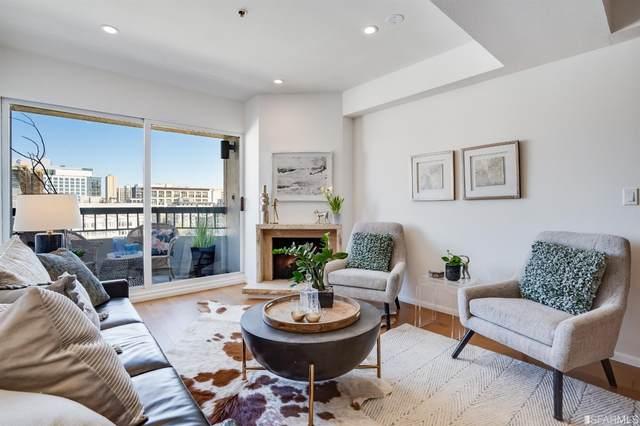 601 Van Ness Avenue #1009, San Francisco, CA 94102 (#421539652) :: Corcoran Global Living