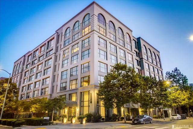 311 2nd Street #411, Oakland, CA 94607 (#421552212) :: Corcoran Global Living