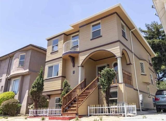 1525 Adeline Street, Oakland, CA 94607 (#421555883) :: The Kulda Real Estate Group