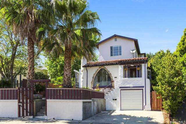 3415 Simmons Street, Oakland, CA 94619 (#421560056) :: Corcoran Global Living